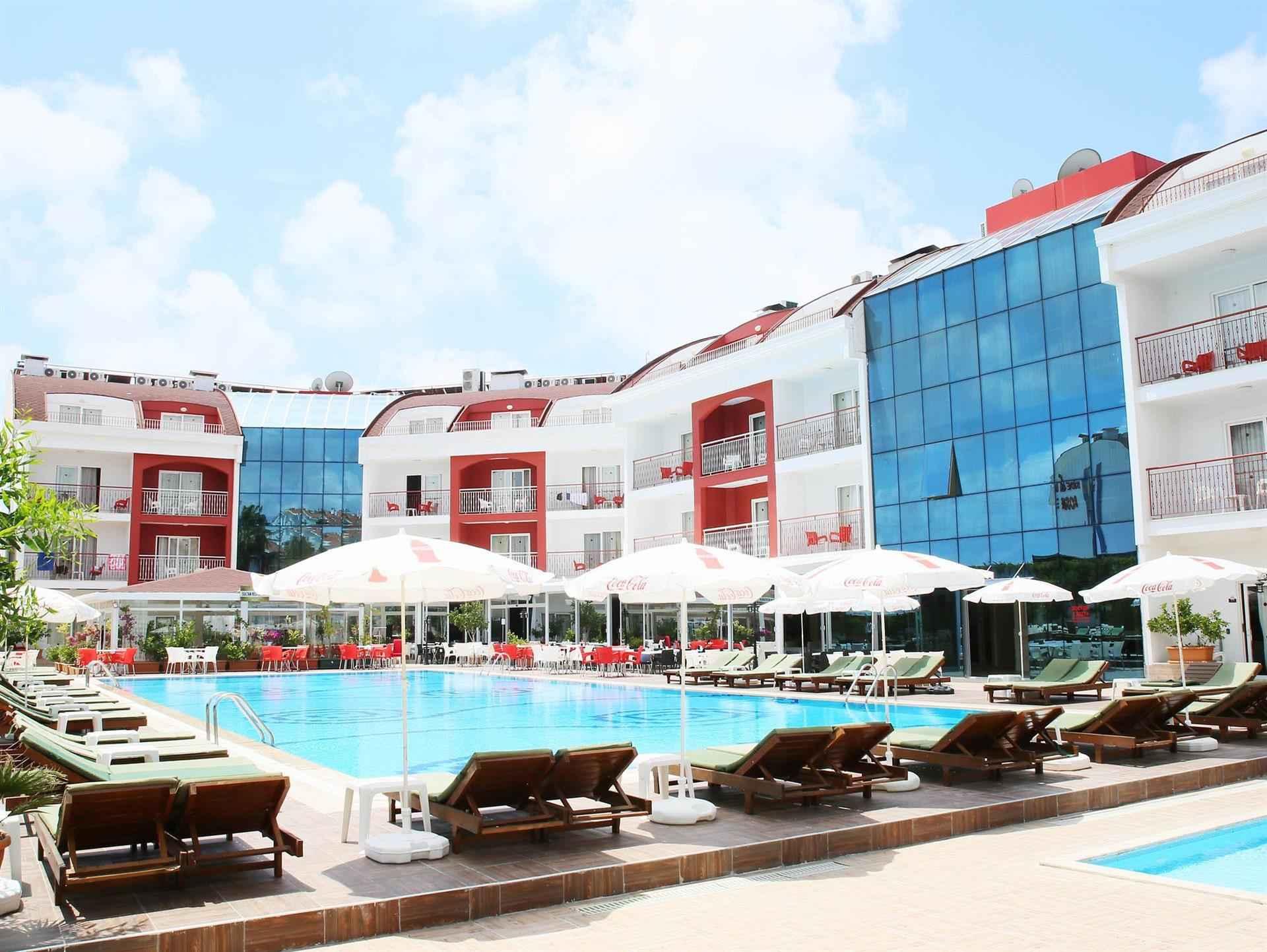 Side Rose Hotel - Antalya , Manavgat   Gezinomi
